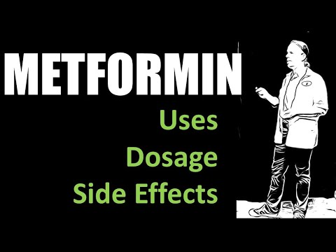 Metformin 500 mg and Side Effects