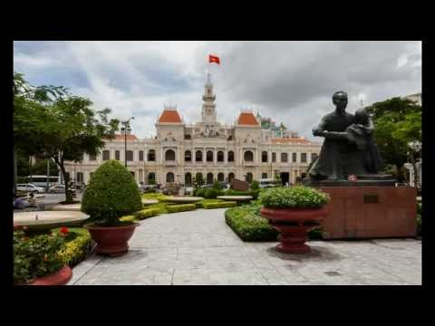 Top 10 Tourist Attractions in Vietnam | Ho Chi Minh City Travel and Tour Guide Part 1