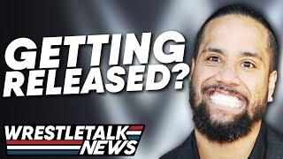 MAJOR WWE Heat On Jimmy Uso Arrest! WWE SmackDown In Trouble! Terry Funk Health