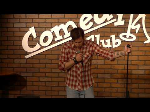 Will Phillips standup @ The Comedy Club, Rochester, NY