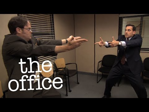 Standoff  - The Office US