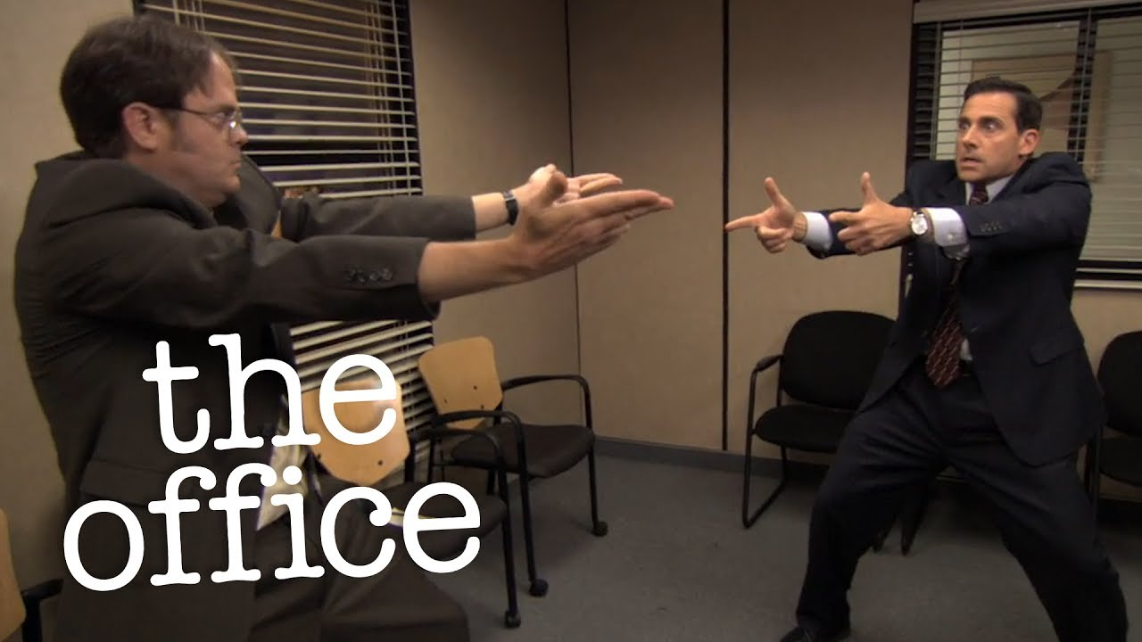 Standoff The Office Us Video Phim22