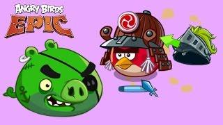 Angry Birds Epic | Злые Птички - ПОЛУЧАЮ ЛЕГЕНДАРНУЮ ВЕЩЬ