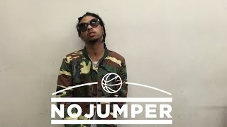 no jumper the robb bank interview
