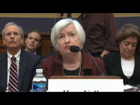 Yellen ( Federal Reserve Chair) Testifies at House (15/2/2017) Live Stream