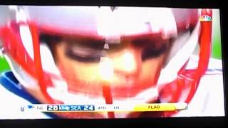 Super Bowl 49 Patriots vs Seahawks He Got Fight 2015