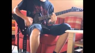 Machine Head - I am Hell (Sonata in C#) - Guitar Cover