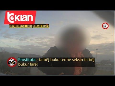 Stop - Prostitucion ne zemer te Tiranes, 20 mije leke raporti! (21 janar 2020)