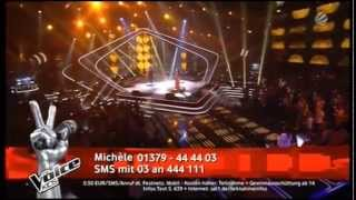 Michéle (12 year old / Switzerland) - Listen (Beyoncé) - 10.05.2013 - The Voice Kids 2013 Gewinnerin
