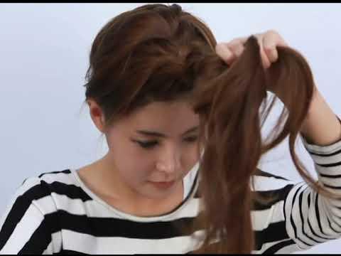 韩国超人气魔髮小公主 《百变编髮》全图解