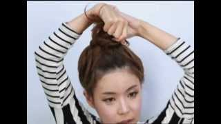 Repeat youtube video 《韓國超人氣魔髮小公主 百變編髮全圖解》