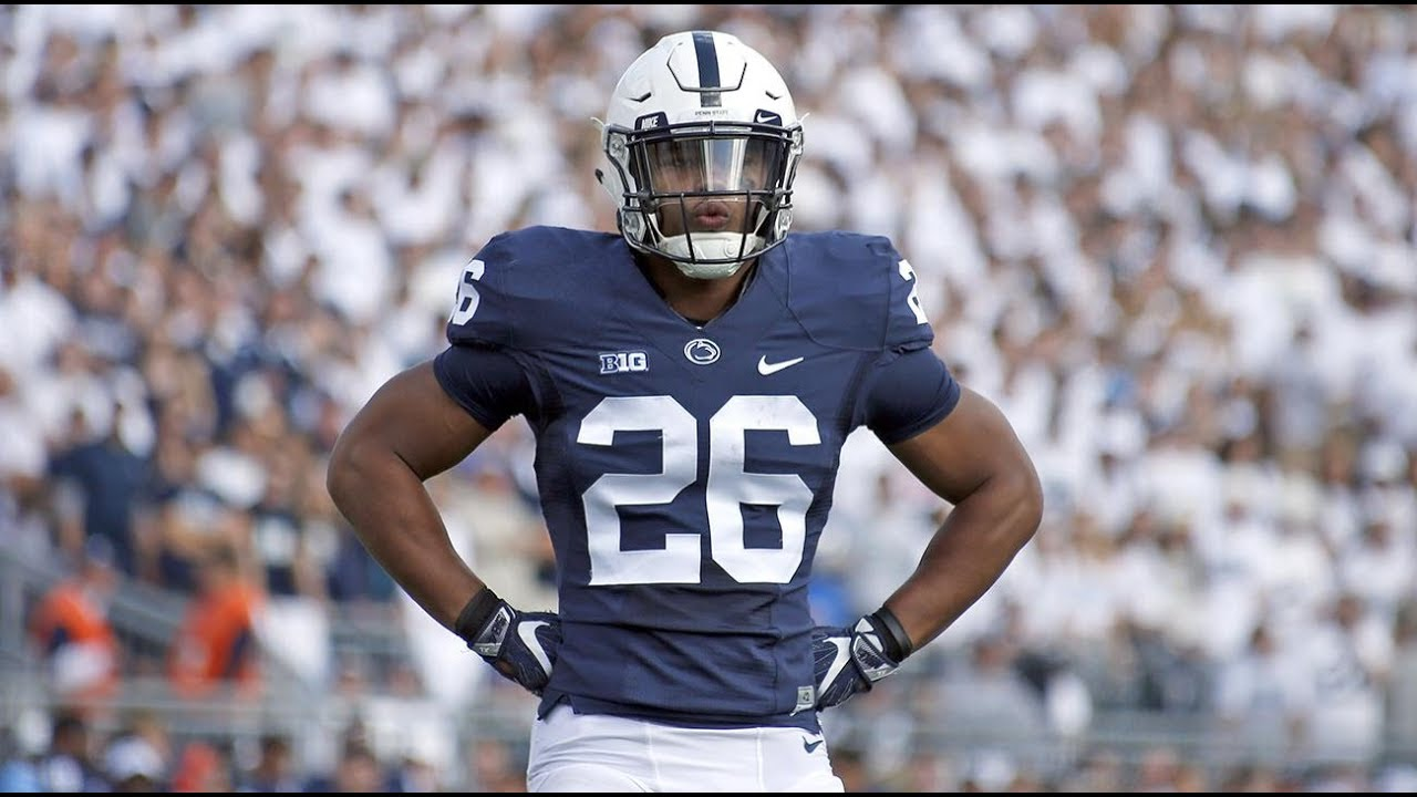 Image result for saquon barkley draft picture