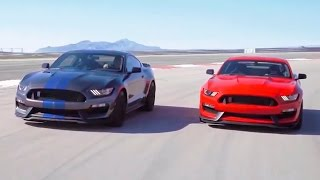 """Ford Mustang Shelby GT350 and GT350R - """"Be a Kid Again"""" TV Commercial"""