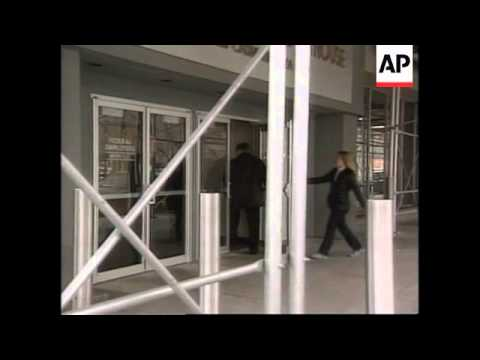 USA: NEW YORK: BORODIN AT COURTHOUSE