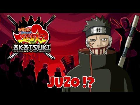 NARUTO SENKI MOD AKATSUKI?! Mod By Subscriber
