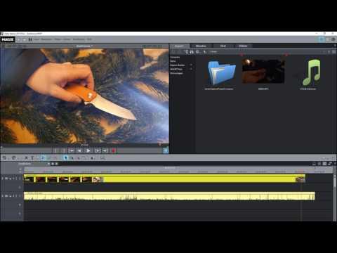 Audio hinzufügen -Video Pad Video Editor Tutorial German from YouTube · Duration:  2 minutes 55 seconds
