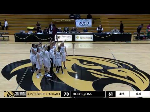WBB: Highlights from 70-61 Win over Holy Cross
