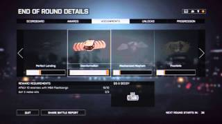 Battlefield 4 - How to Unlock the DS-3 Decoy (Disinformation)