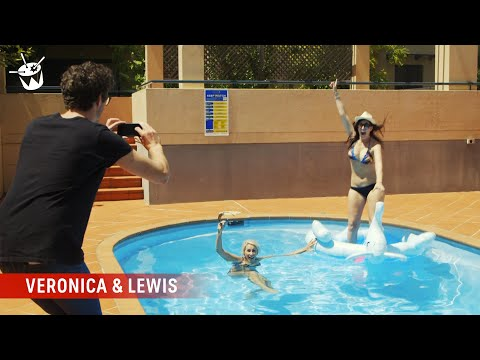 Veronica and Lewis' One Day Instagram Summer