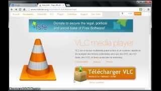 VLC media player (logiciel libre) : Un lecteur multimédia léger et riche