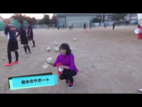 武田玲奈さんが八千代高校の1日マネージャーに就任!