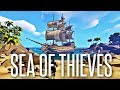 PIRATE SHIP BATTLES! - Sea of Thieves Gameplay