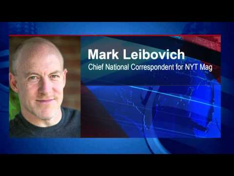 Mark Leibovich, Chief National Correspondent for New York Times Magazine