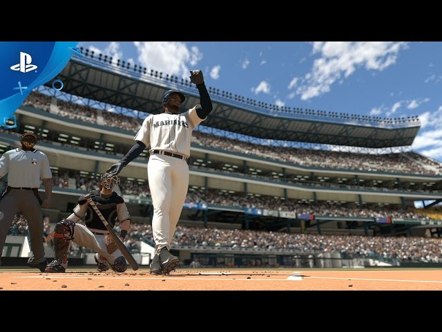 MLB The Show 17 - PlayStation Experience 2016: Playback Trailer | PS4