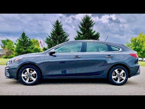 2020 Kia Forte5 Walkaround Review