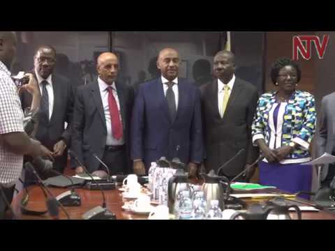 Government signs $151M loan from Africa Development Bank for road project