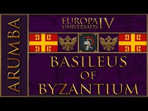 EU4 The Basileus of Byzantium 1