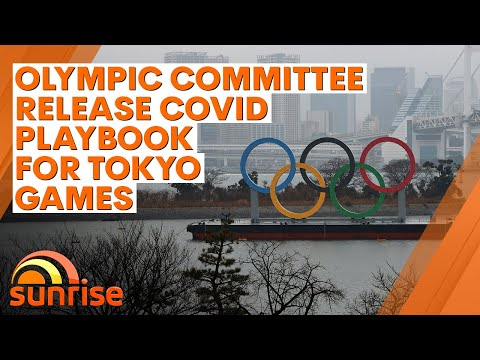 Tokyo Olympics to go ahead with strict COVID-19 rules | 7NEWS