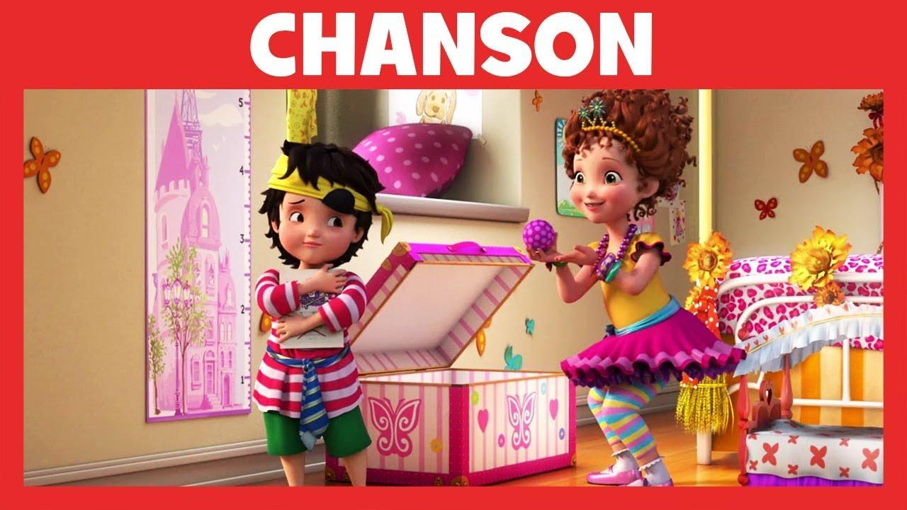 Fancy Nancy Clancy - Chanson : Je veux passer un marché ...