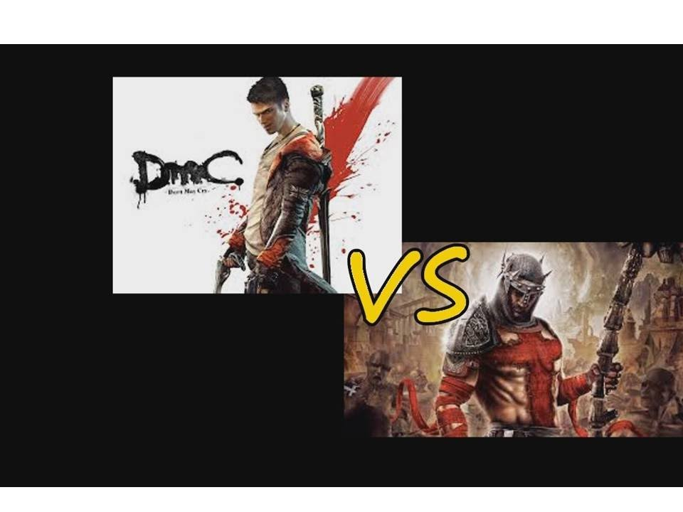 Devil May Cry Vs Dante S Inferno Youtube