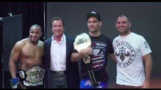 UFC 187: The Thrill and the Agony