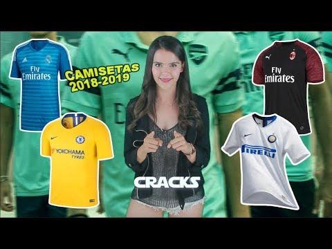 ¡NUEVAS CAMISETAS! Temporada 2018-2019 | Especial