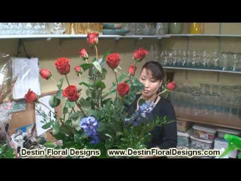 Inside Destin Floral Designs Florist