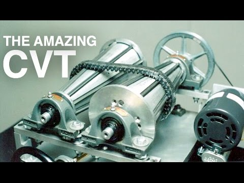 Are CVTs The Best (Fastest) Transmissions?