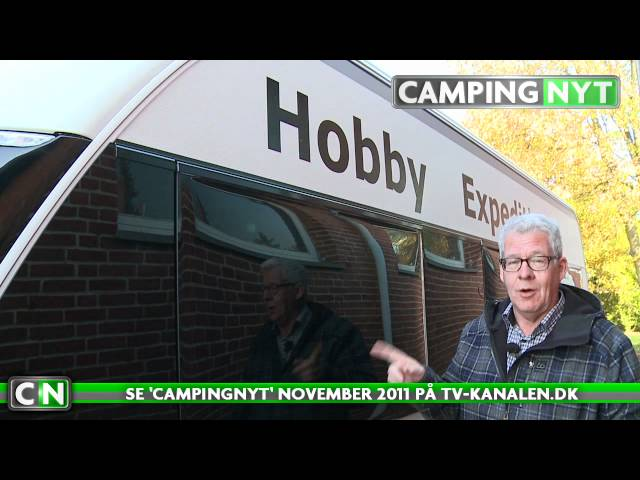 Hobby Premium med Expedition pakke