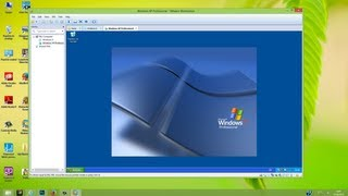 Como instalar windows xp en Windows 8