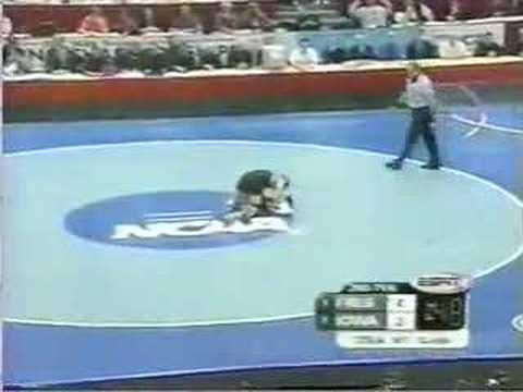 2002 NCAA: Stephen Abas (Fresno St) vs Luke Eustice (Iowa)