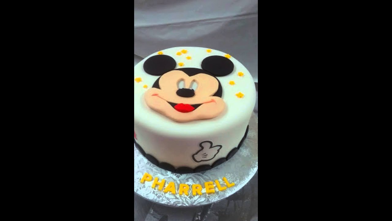 Cartoon Character Design For Cake : Movie tv book and cartoon character cakes youtube