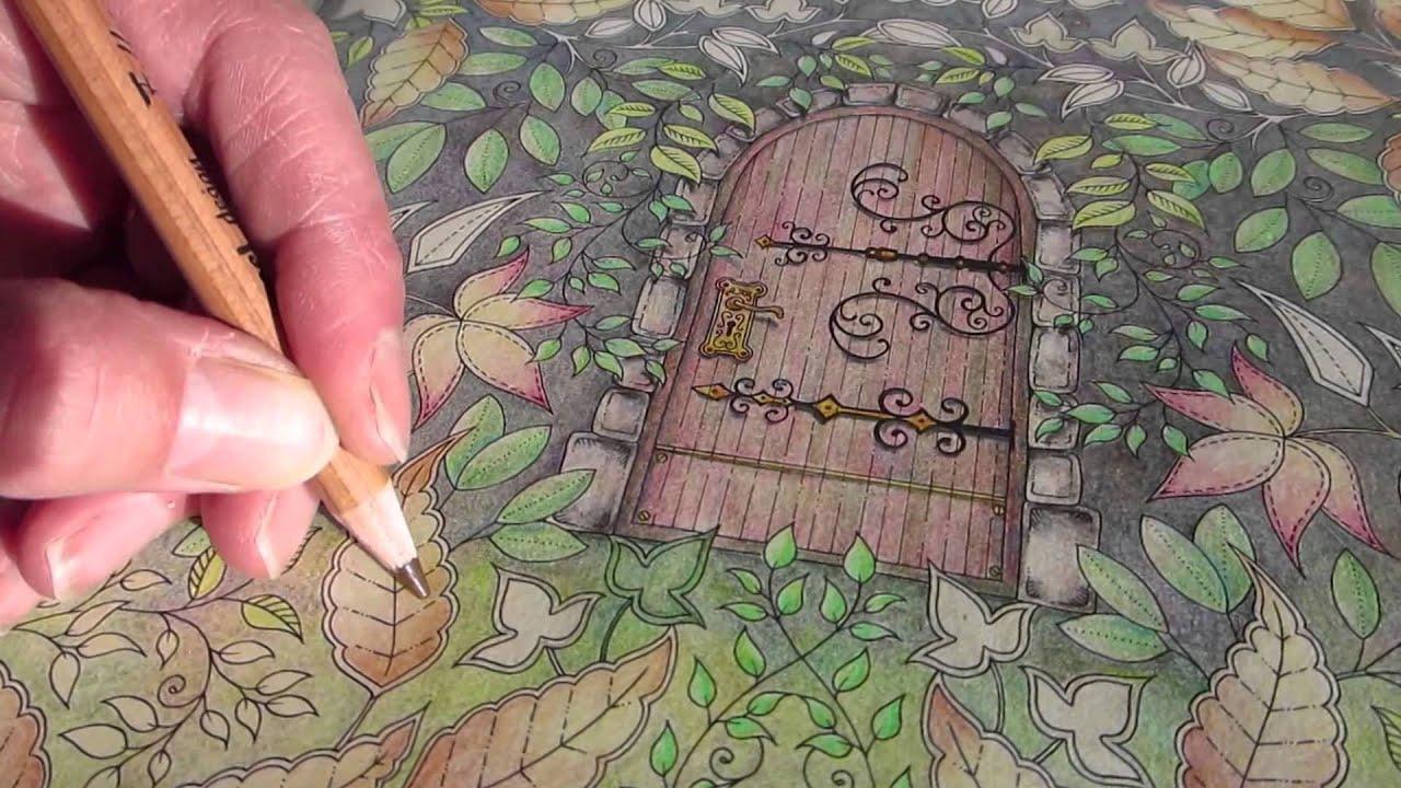 My Secret Garden: The Secret Door Part 2 (how