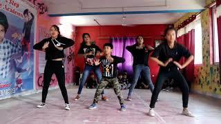 Tattad Tattad (Ram_Leela) Dance Choreography by Sachin Spidy