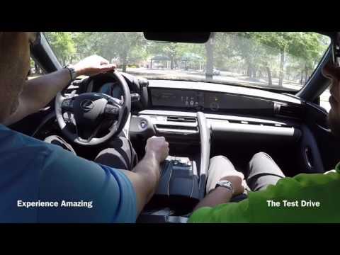 Lexus of Orlando The Test Drive