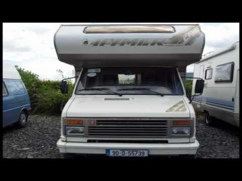 Campervan For Sale Ireland- 2.5ltr Diesel Citroen Campervan For Sale €1995