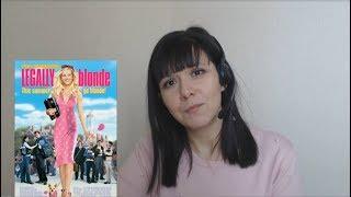"""5 фраз из американского фильма Legally Blonde (""""Блондинка в законе"""")"""