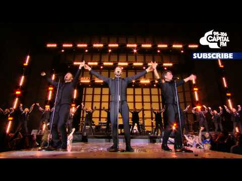 Take That - Never Forget (Live at the Jingle Bell Ball)