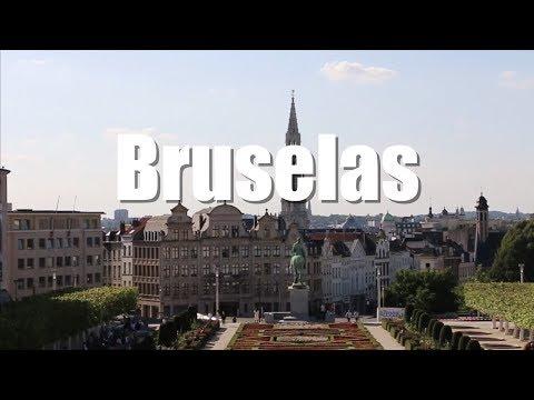 Brussels City Tour - Guía de Bruselas. HD