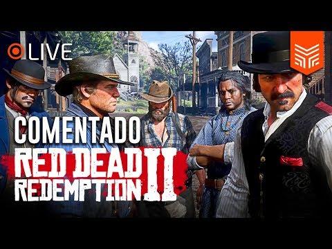 RED DEAD REDEMPTION 2 - TRAILER COMENTADO | Enemy Zone